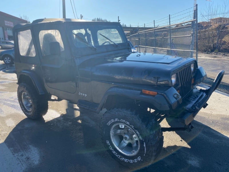 Jeep Wrangler 1991 price $4,988