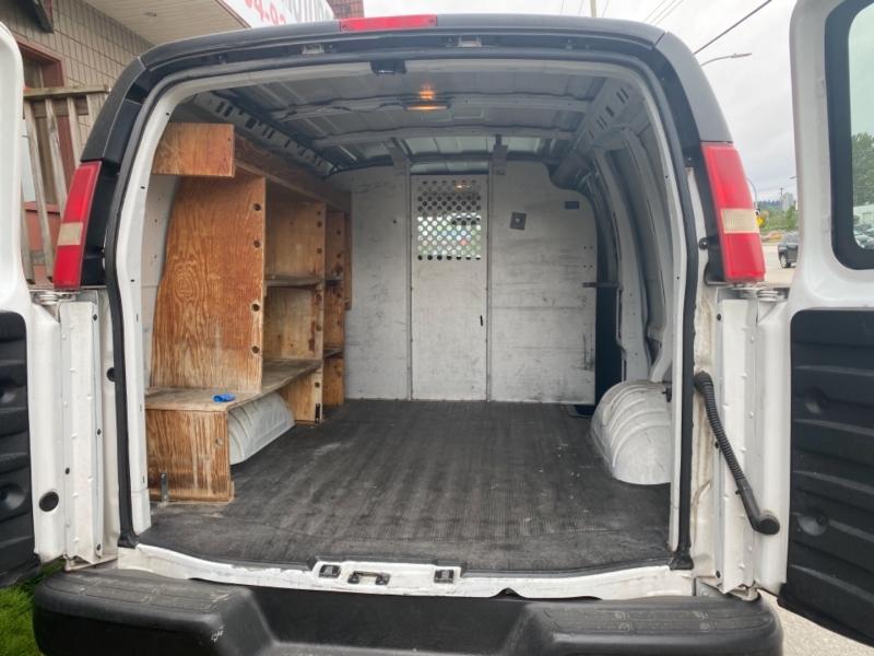 Chevrolet Express Cargo Van 2010 price $13,588