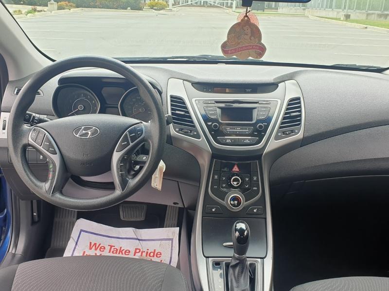 Hyundai Elantra 2016 price $11,588