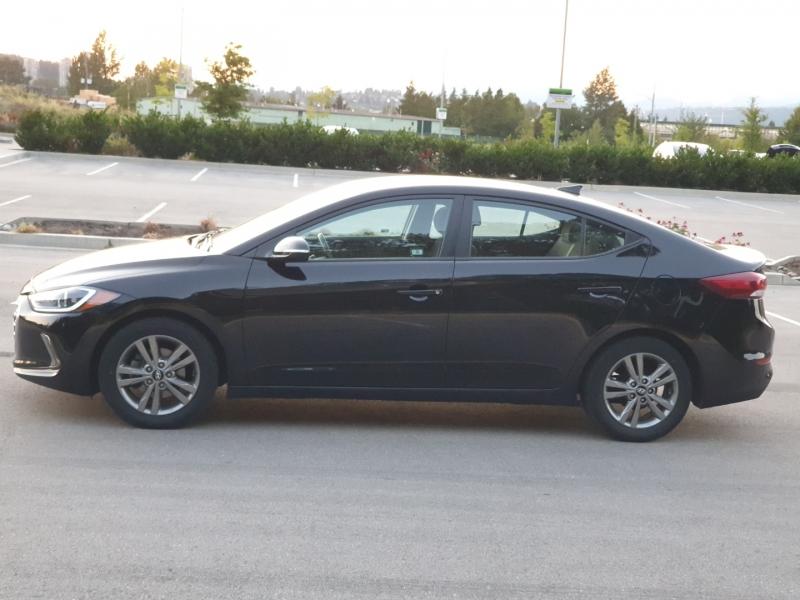 Hyundai Elantra 2017 price $16,950