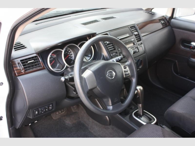 Nissan Versa 2011 price $6,600