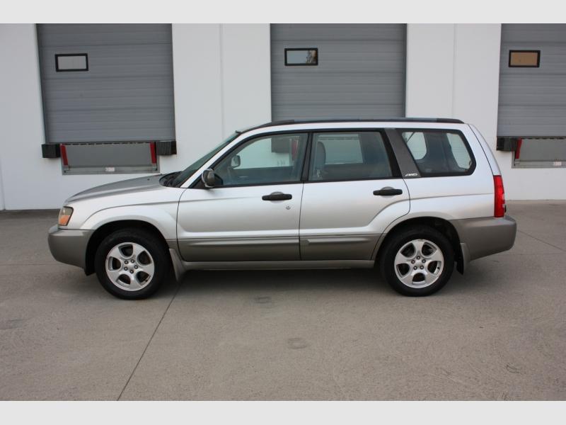 Subaru Forester 2004 price $3,800