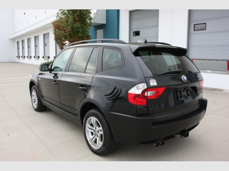BMW X3 2004 price $4,999