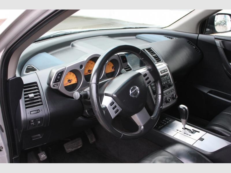 Nissan Murano 2004 price $3,999