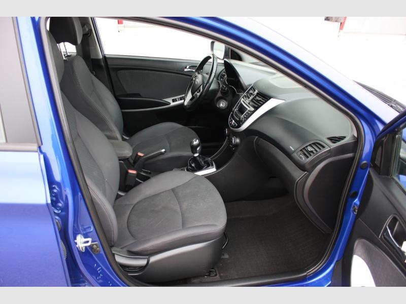 Hyundai Accent 2014 price $4,990