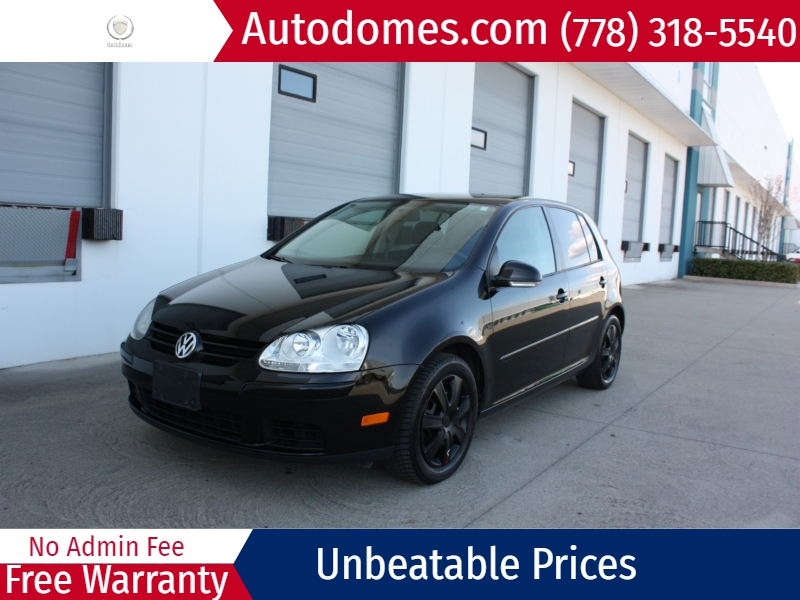 Volkswagen Rabbit 2009 price $6,999