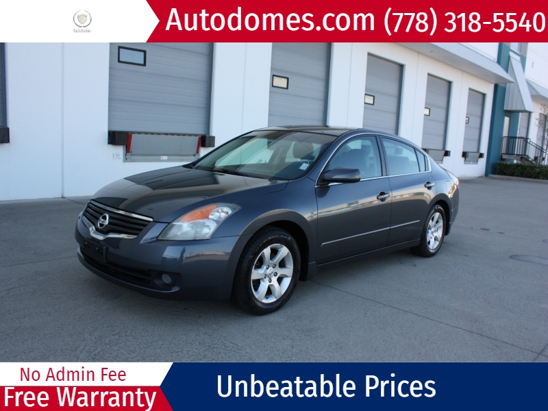 Nissan Altima 2009 price $5,999