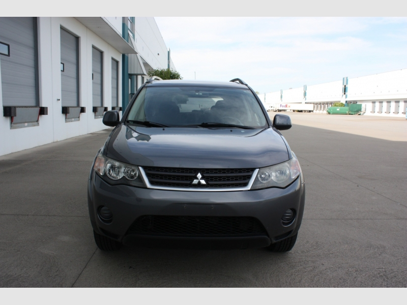 Mitsubishi Outlander 2008 price $4,999