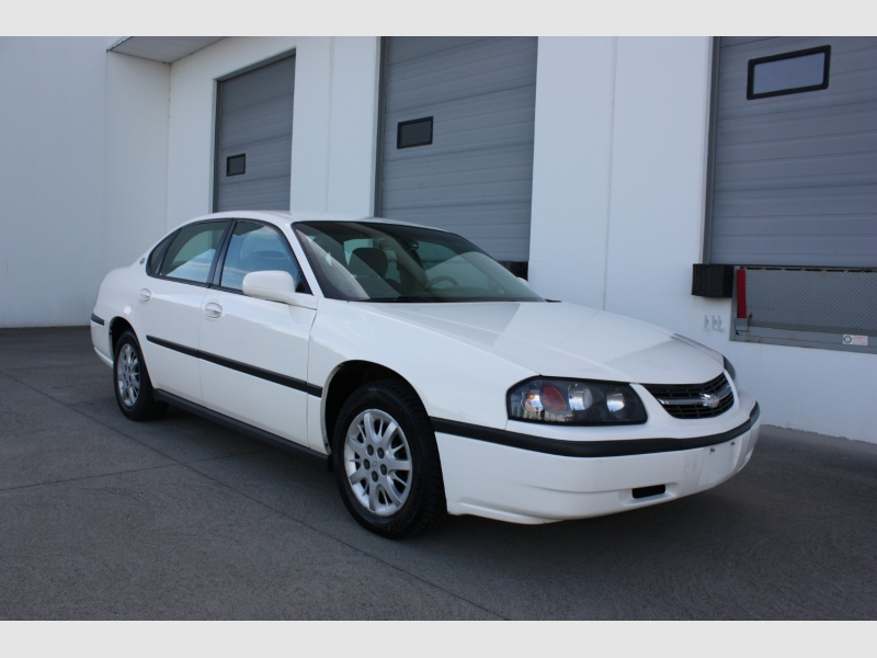Chevrolet Impala 2005 price $2,990