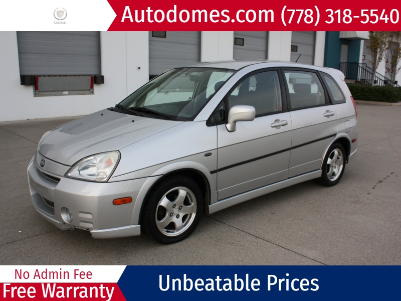 Suzuki Aerio 2004 price $4,400