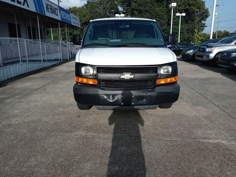 CHEVROLET EXPRESS G1500 2012 price $9,995