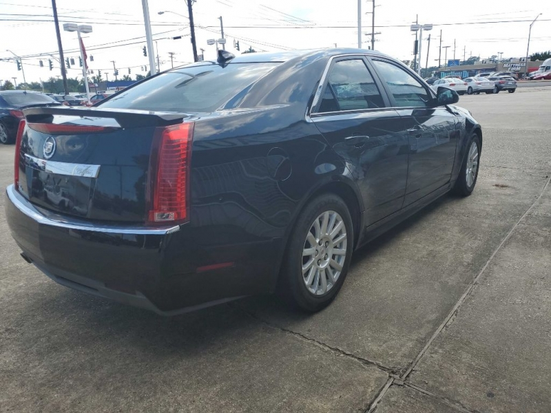 CADILLAC CTS 2012 price $11,995