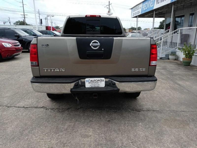 NISSAN TITAN 2007 price $8,995
