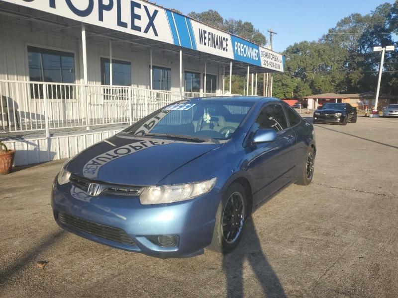 HONDA CIVIC 2007 price $4,995