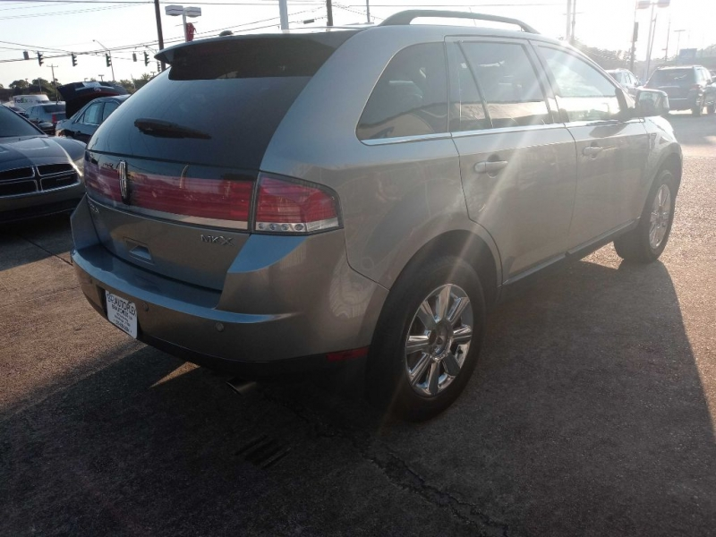 LINCOLN MKX 2008 price $7,995