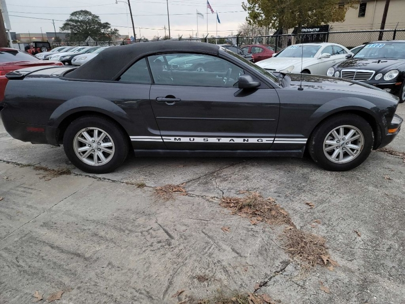 FORD MUSTANG 2008 price $8,400
