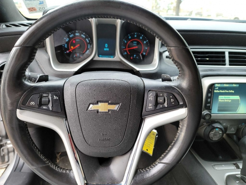CHEVROLET CAMARO 2013 price $13,995