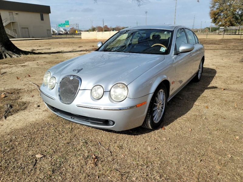 JAGUAR S-TYPE 2006 price $8,995