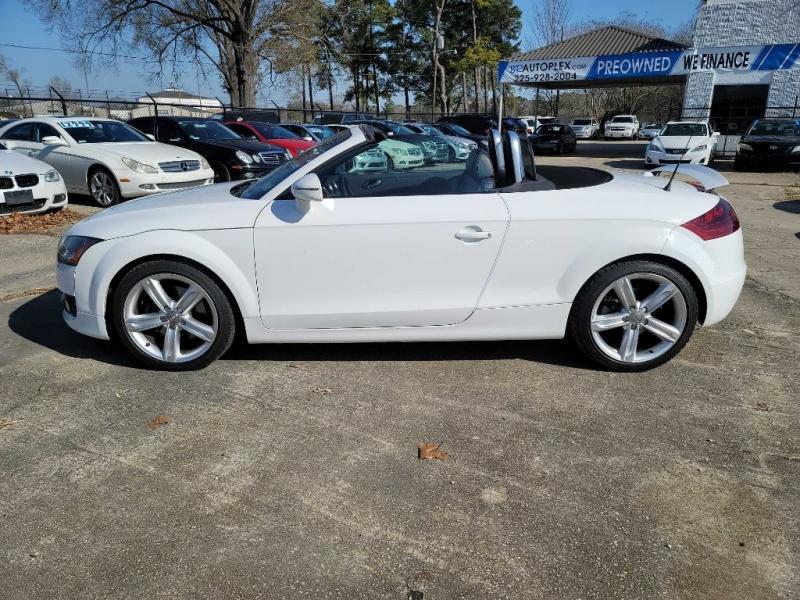 AUDI TT 2010 price $13,995
