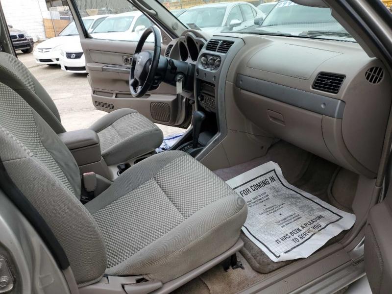 NISSAN FRONTIER 2002 price $5,995