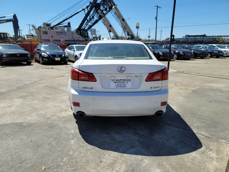 LEXUS IS 2006 price $6,995