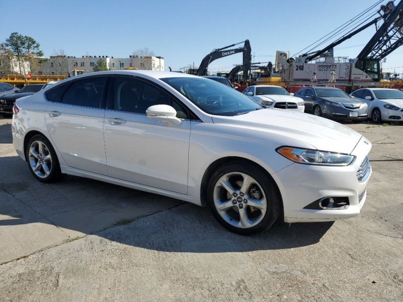 FORD FUSION 2016 price $9,500