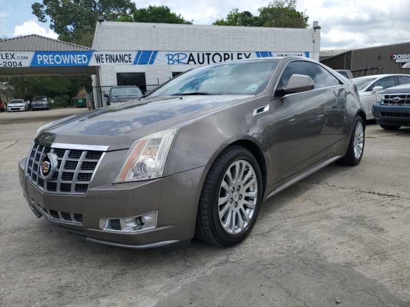 CADILLAC CTS 2012 price $12,995