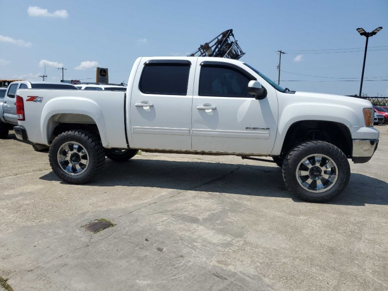 GMC SIERRA 1500 2011 price $16,600