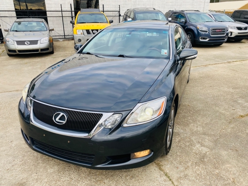 LEXUS GS 2009 price $9,995
