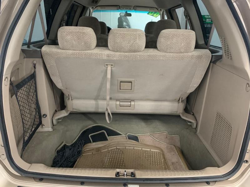 Honda Odyssey 2000 price $2,495