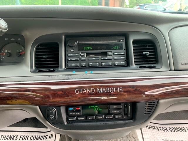 Mercury Grand Marquis 2004 price $3,995