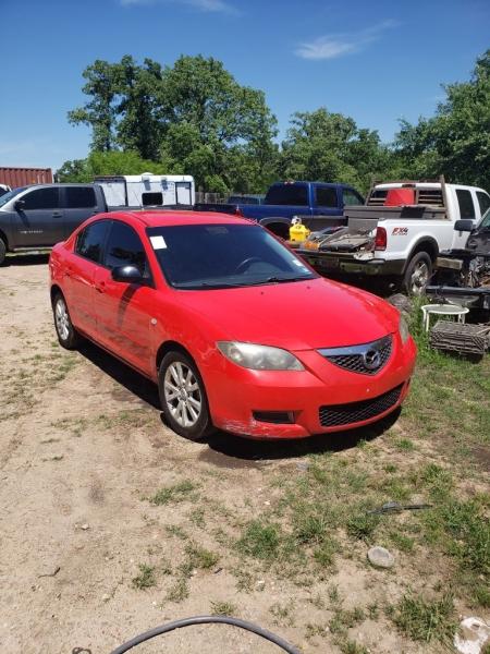 MAZDA 3 2008 price $2,500