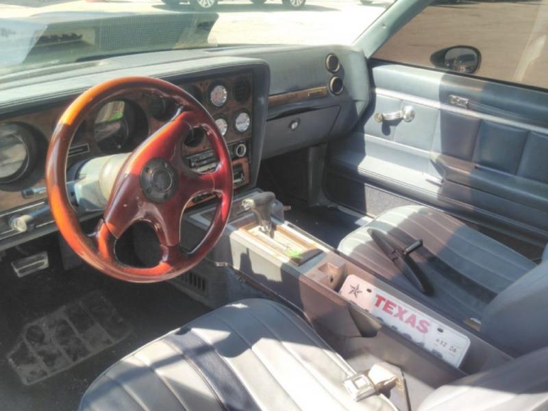 PONTIAC GRAND PRIX 1984 price $4,500