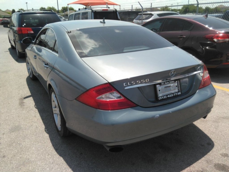 MERCEDES-BENZ CLS 2007 price $7,500