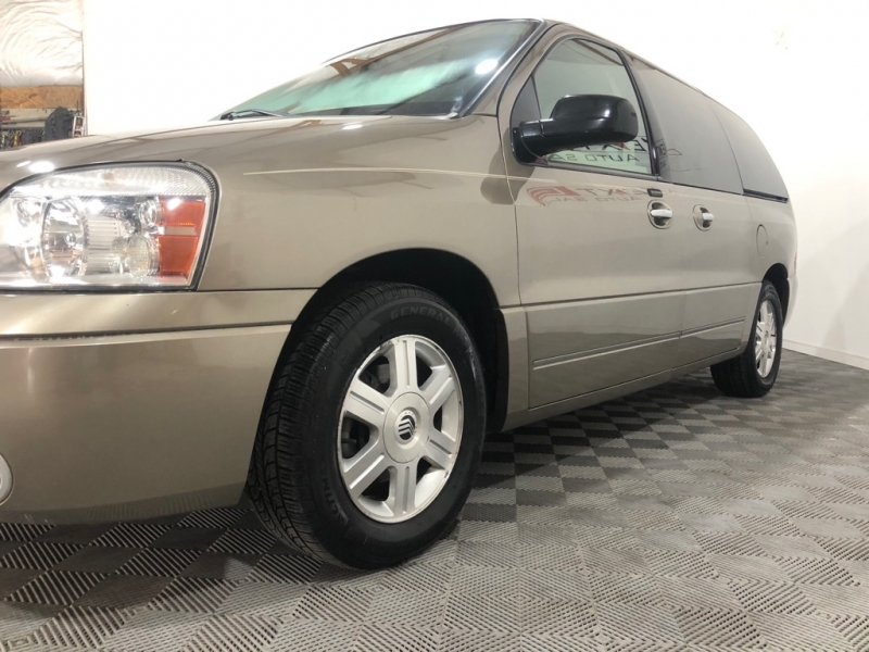 MERCURY MONTEREY 2004 price $4,999