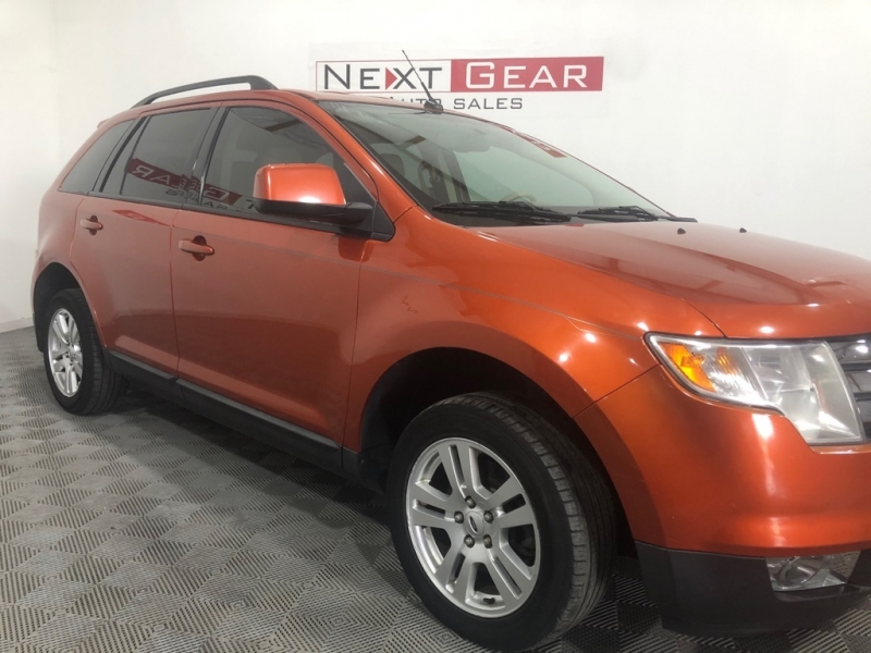 FORD EDGE 2007 price $4,999