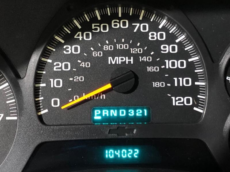CHEVROLET TRAILBLAZER 2003 price $5,999