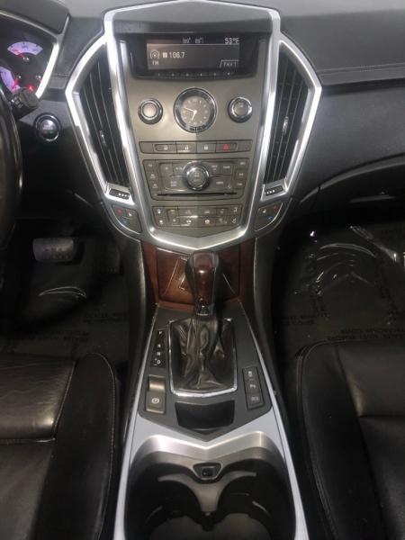 CADILLAC SRX 2012 price $9,700