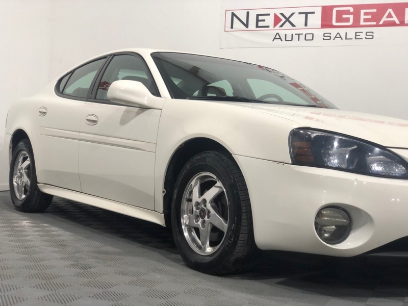 PONTIAC GRAND PRIX 2004 price $5,000