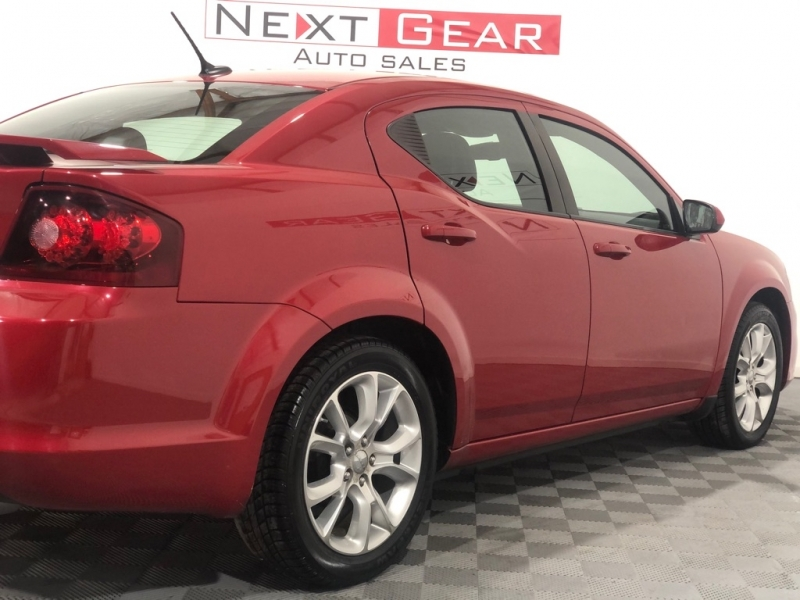 DODGE AVENGER 2013 price $9,000