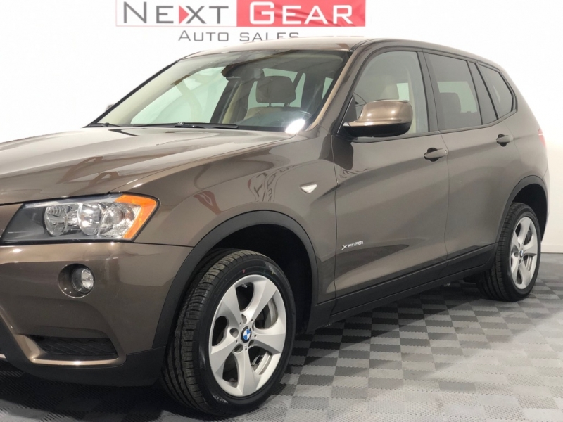 BMW X3 2012 price $10,500