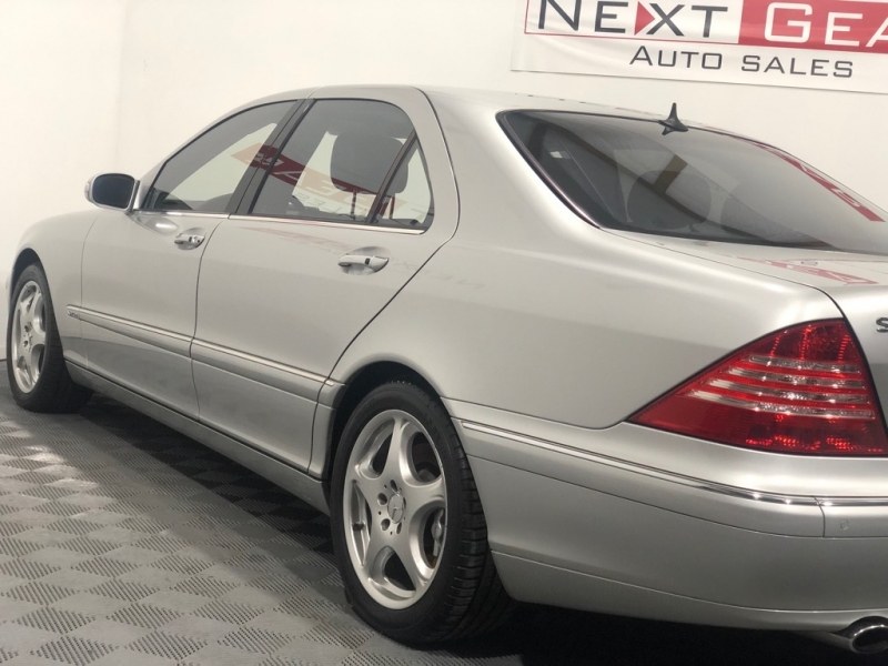 MERCEDES-BENZ S-CLASS 2006 price $14,500