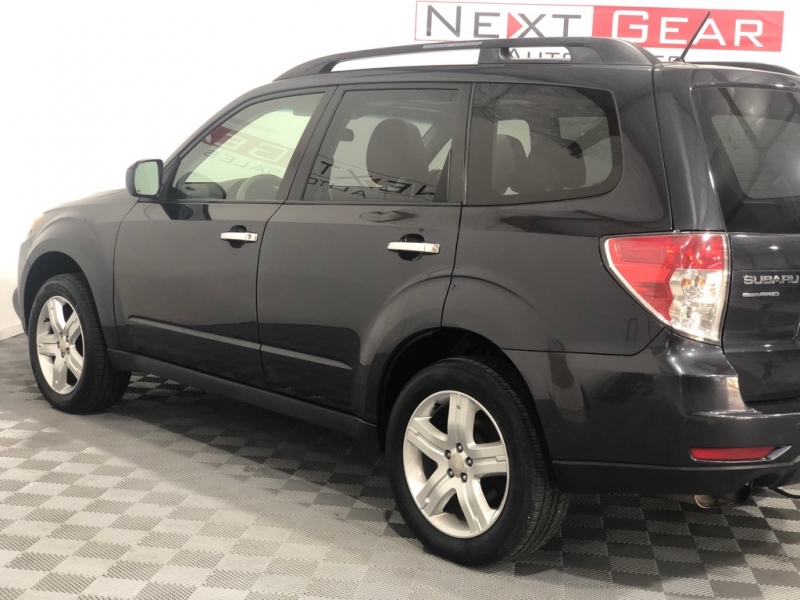 SUBARU FORESTER 2010 price $8,000