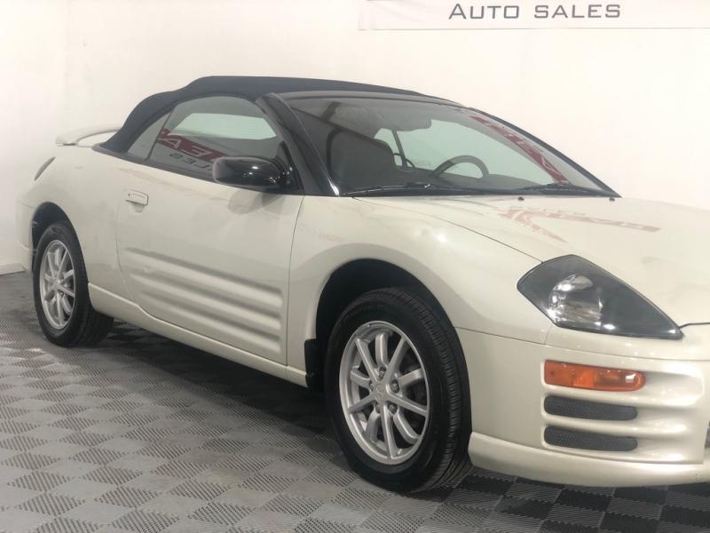 MITSUBISHI ECLIPSE 2001 price $6,700