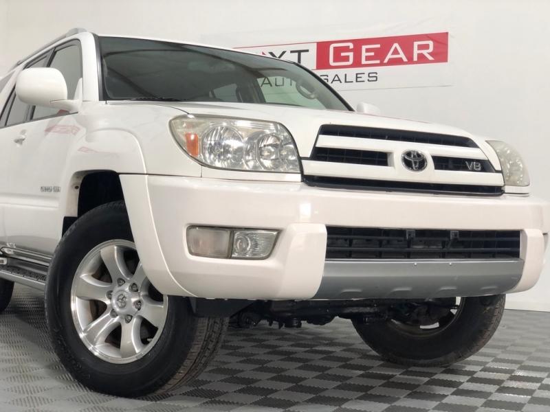 Toyota 4RUNNER 2004 price $11,999