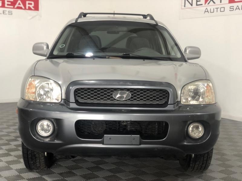 HYUNDAI SANTA FE 2004 price $4,999