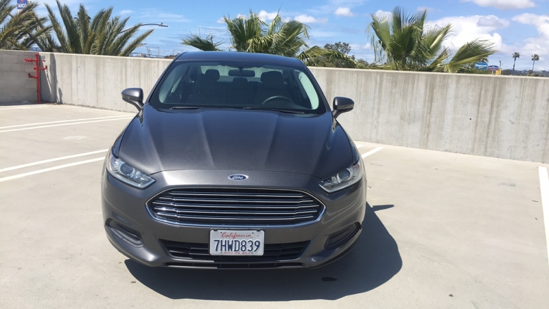Ford Fusion 2015 price $14,500