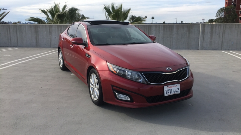 Kia Optima 2014 price $14,500