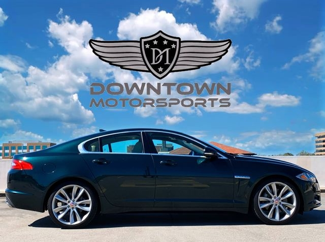 Jaguar XF 2015 price $21,488