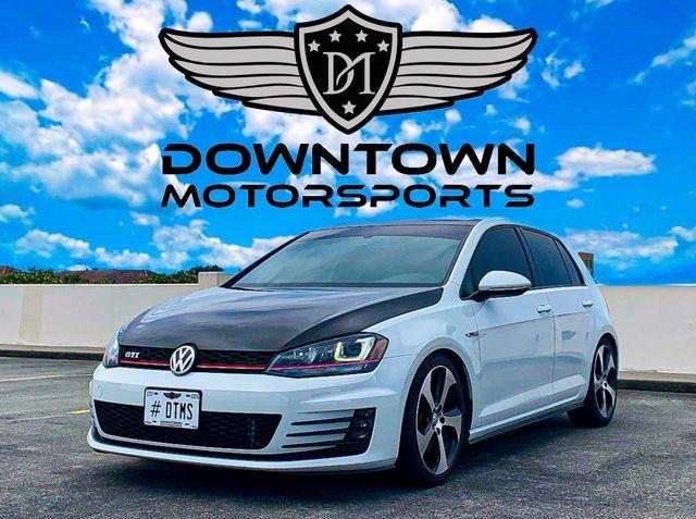 Volkswagen Golf GTI 2015 price $19,248